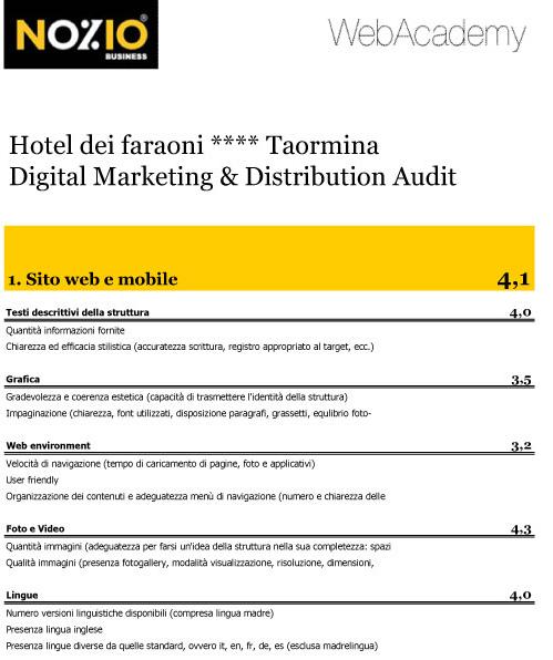 Web Audit - Pag1bis