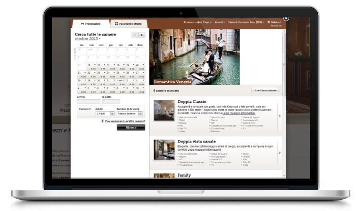 Bookign engine - Sistema di prenotaiozne online v2