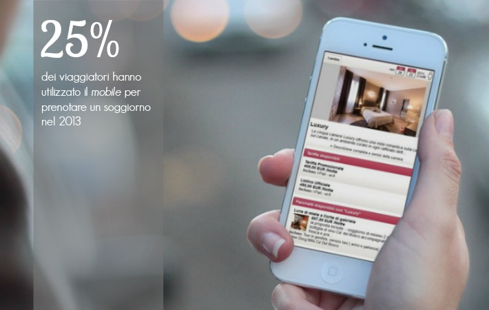 Tourism Mobile Revolution for hotel