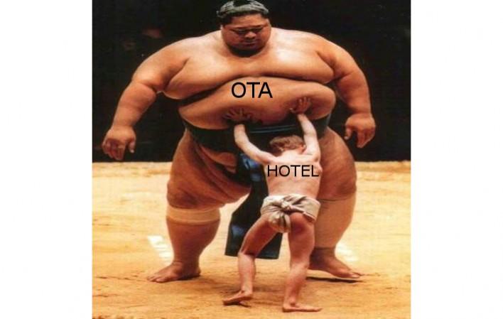 OTA vs. Hotel