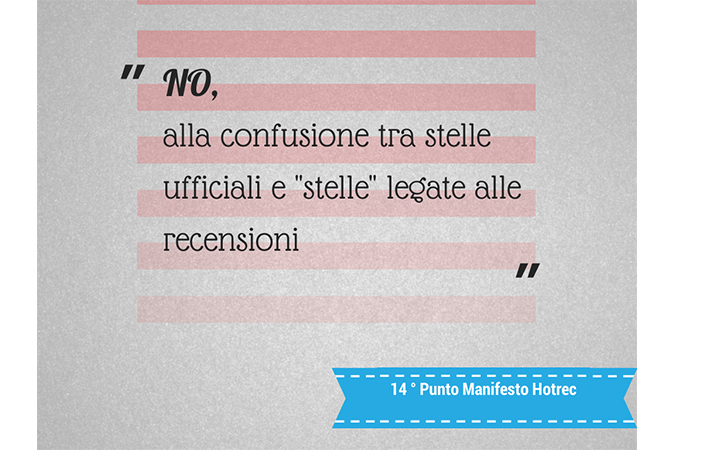Manifesto Hotrec