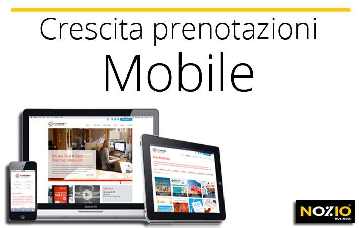 Prenotazioni hotel via mobile una crescita inarrestabile - Nozio Business