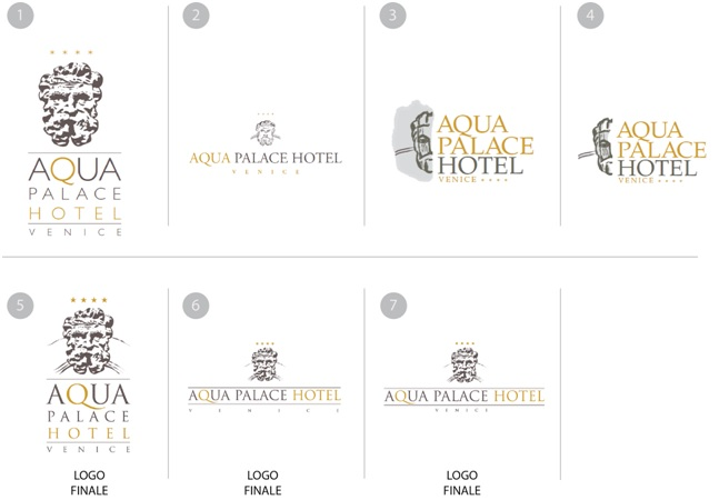 aqua palace hotel logo