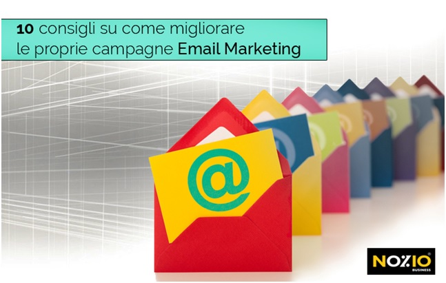 10 consigli per migliorare campagne email marketing