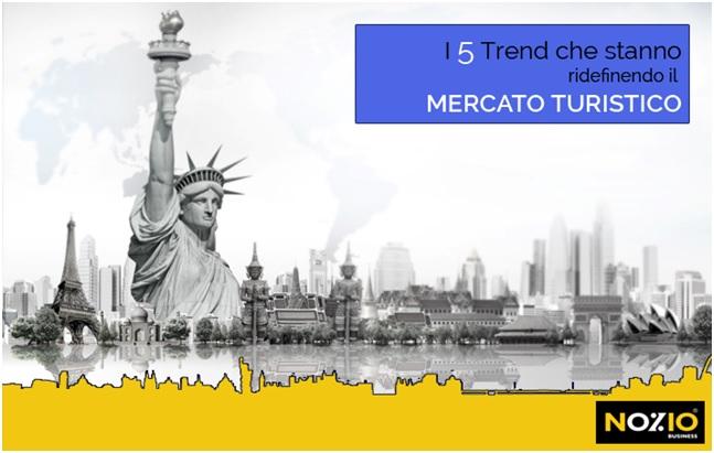 5 trend mercato turistico