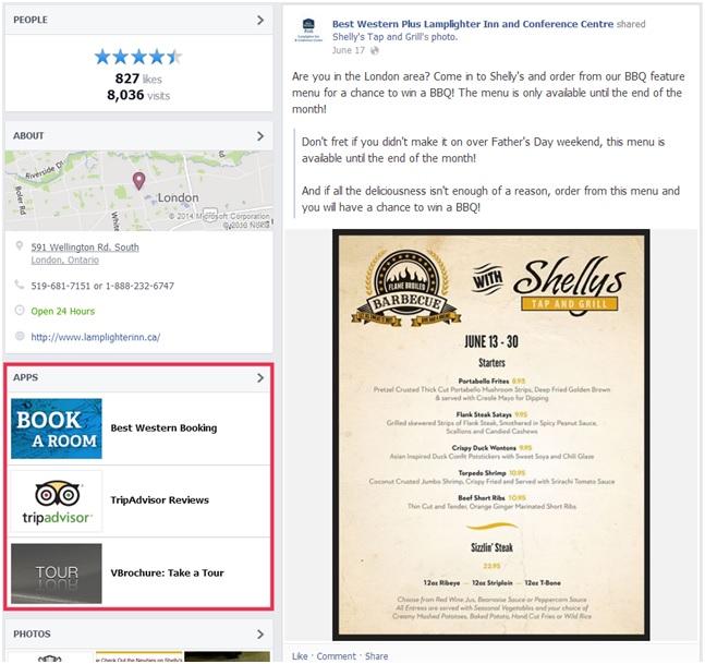 facebook aziende