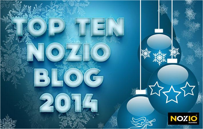 Top Ten Nozio Blog 2014