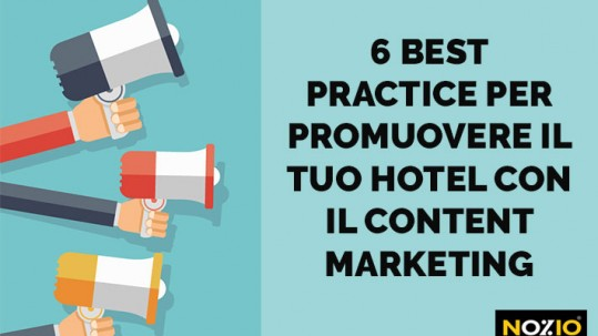 hotel content marketing