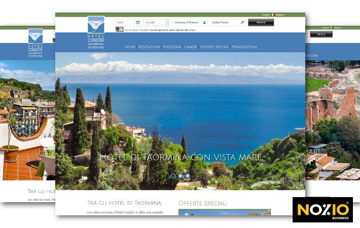 Portfolio blog Nozio - Hotel Condor