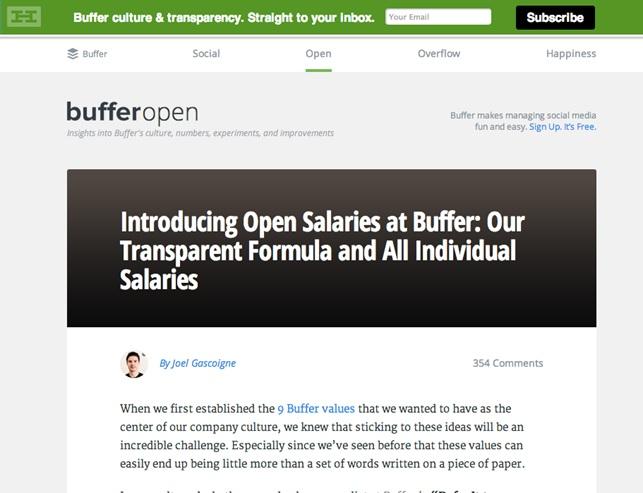 buffer open