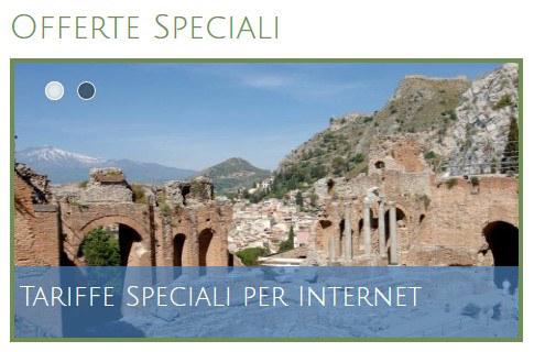 Hotel Condor - esempio Applicazione offerte speciali