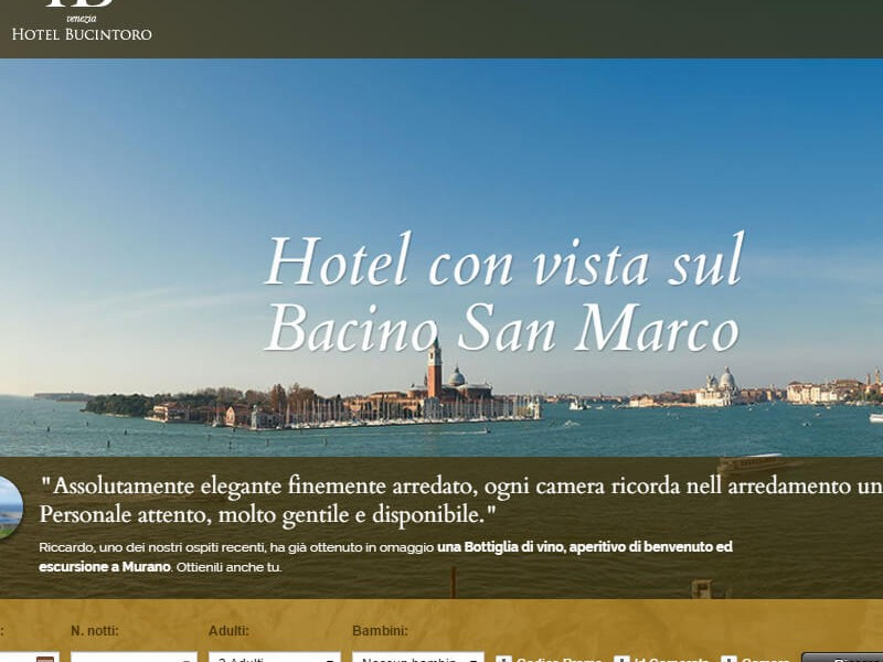 Hotel Bucintoro - Venezia