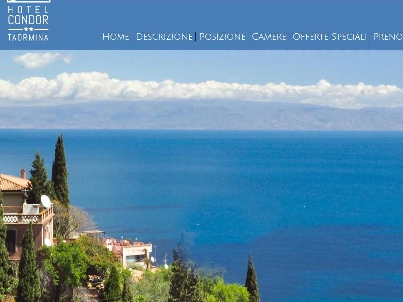 Hotel Condor - Taormina