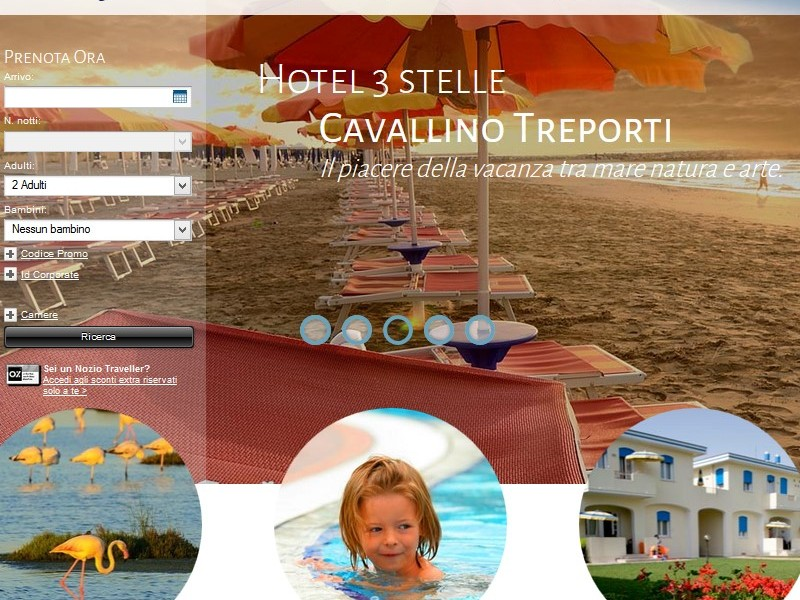 Hotel Junior Cavallino