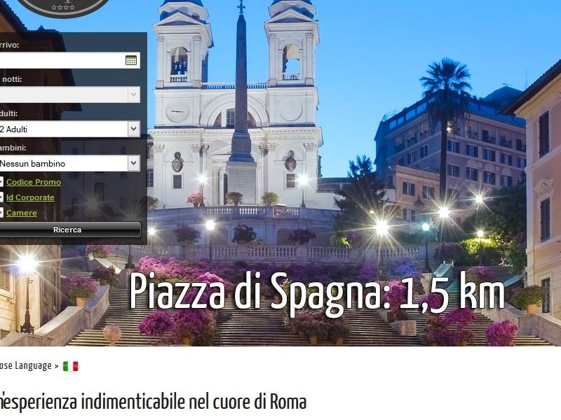 Hotel Twenty One - Roma