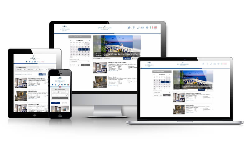 Hotel Online Booking Engine Responsive - Nozio V2R