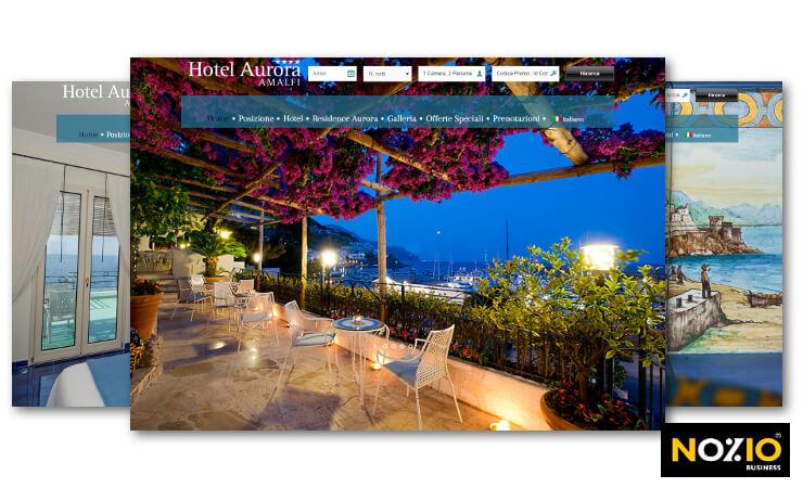 Hotel Aurora Amalfi - Nozio Business