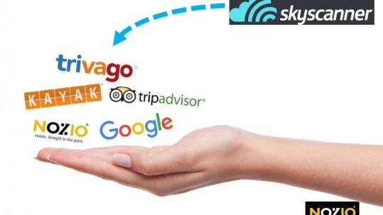 Metasearch Marketing Advertising - Nozio Premium e Skyscanner