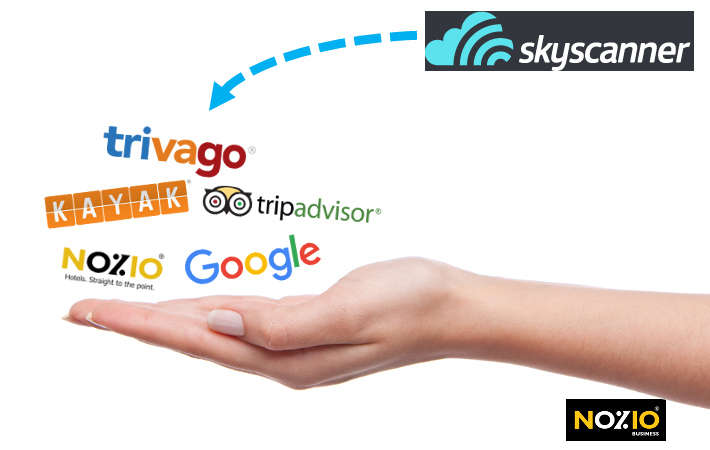 Metasearch Marketing Advertising - Nozio Premium e Skyscanner