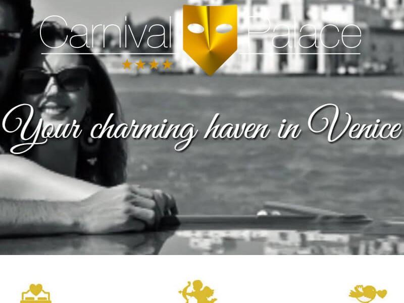 Carnival Palace - Venezia