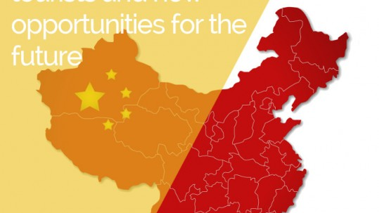 Chinese international tourists and new opportunities for the future