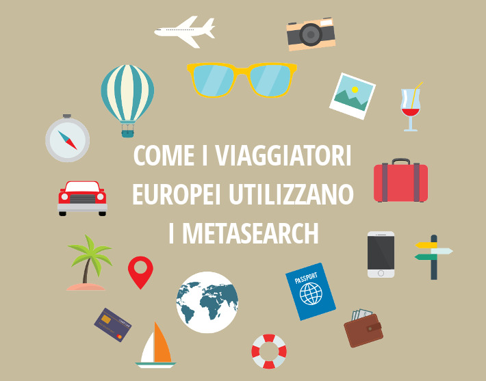 Come i viaggiatori europei utilizzano i metasearch - Nozio Business