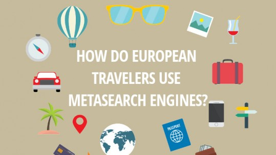 How do european travelers use metasearch engines - Nozio Business