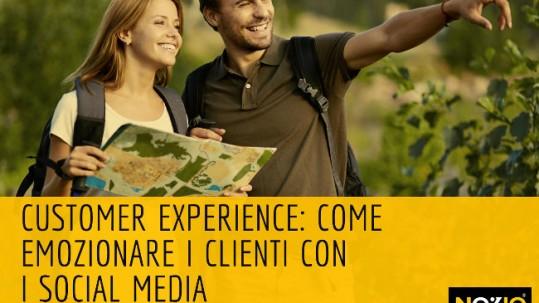Customer experience come emozionare i clienti con i social media - Nozio Business