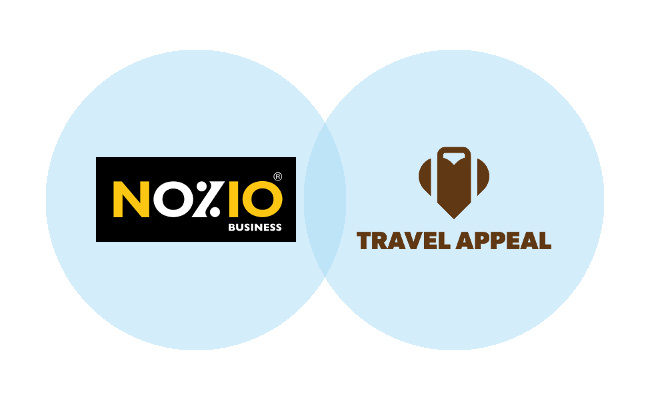 Nozio Business e Travel Appeal Partner per il turismo
