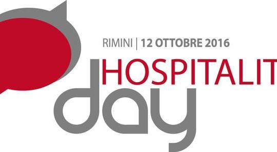 Hospitality Day 2016 logo con data