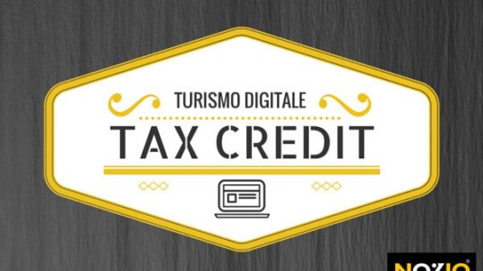 Tax Credit Turismo Digitale