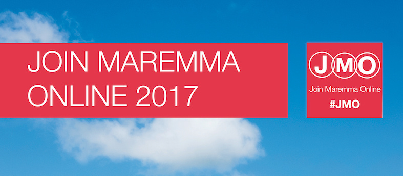 Join Maremma Online 2017