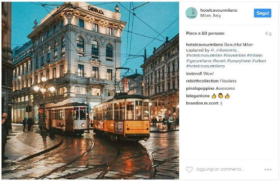 Hotel Cavour Milano