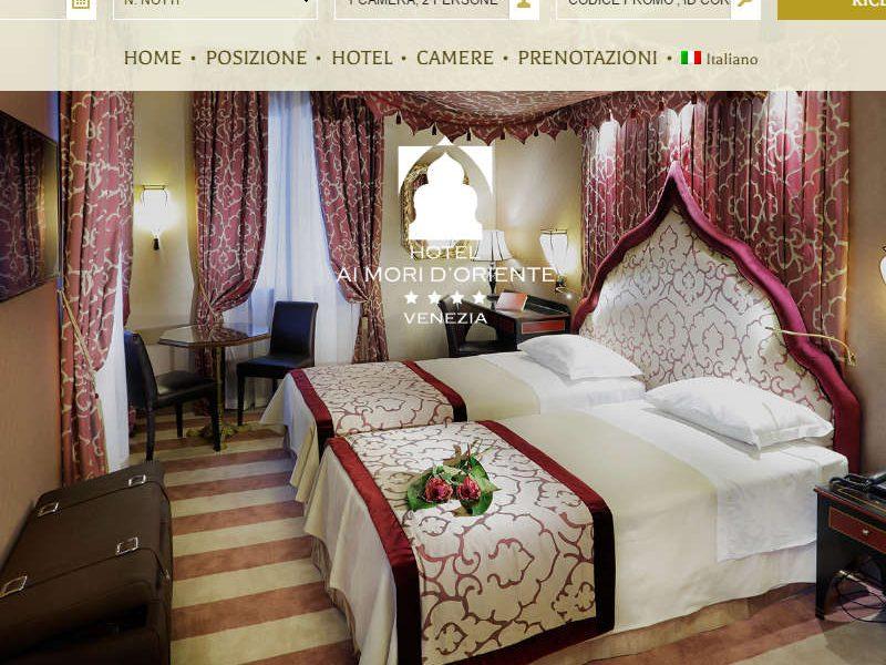Hotel Ai Mori d'Oriente Sito Ufficiale